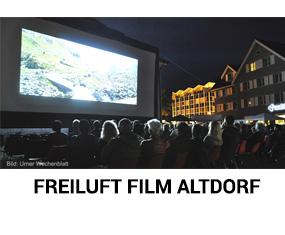 Freiluft Film Altdorf