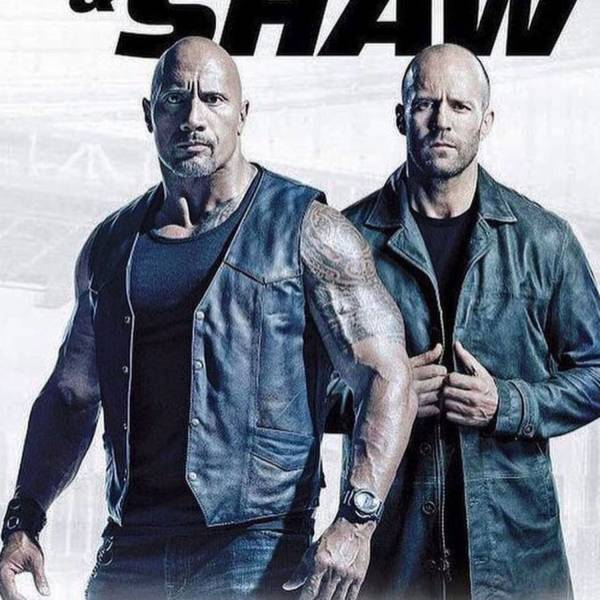 FAST AND FURIOUS – HOBBS & SHAW