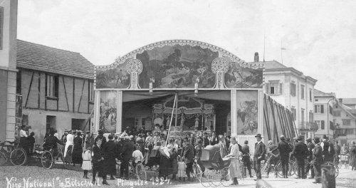 90 Jahre Cinema Leuzinger