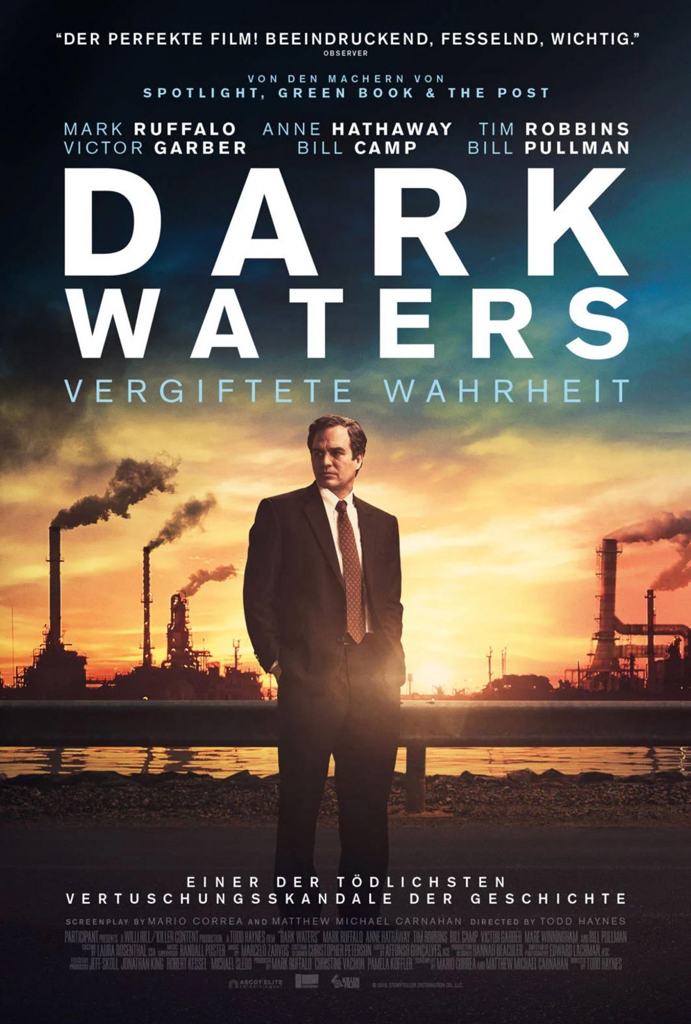 DARK WATERS-VERGIFTETE WAHRHEIT