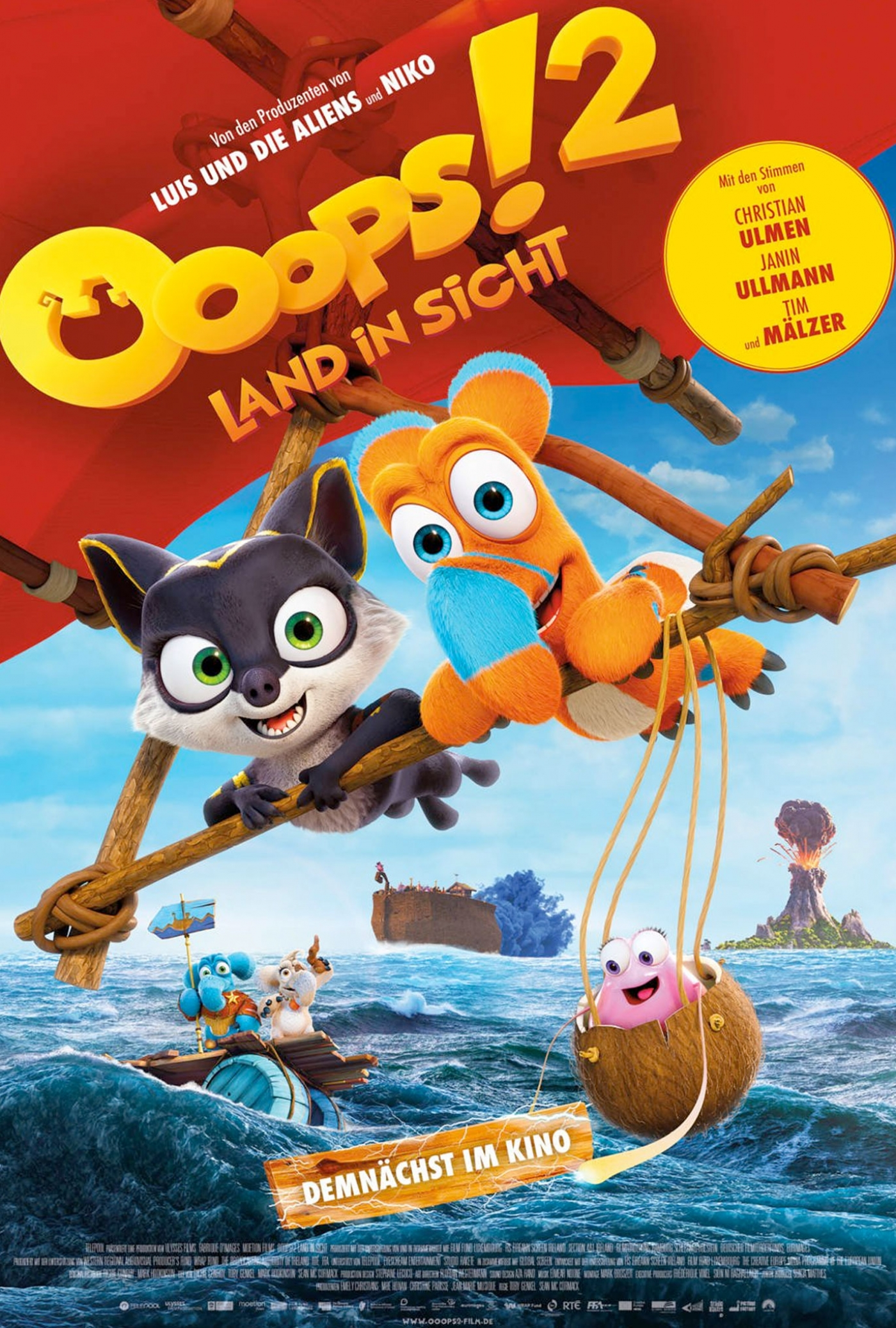 OOOPS 2 – LAND IN SICHT