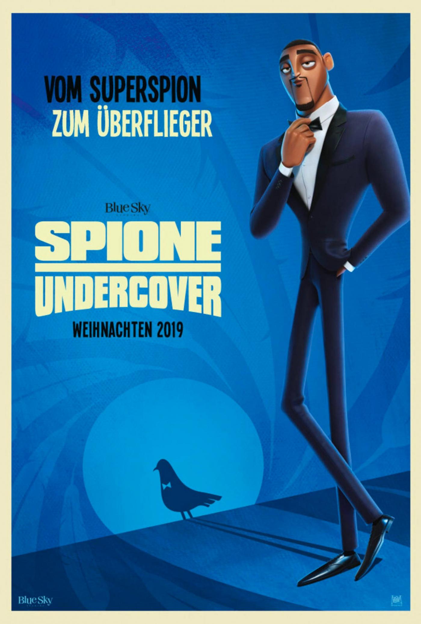 2D: SPIONE UNDERCOVER