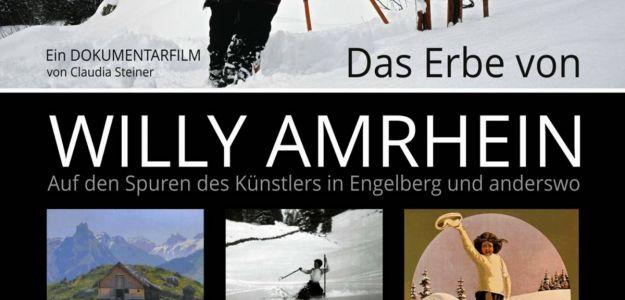 Studiofilm: Das Erbe von Willy Amrhein